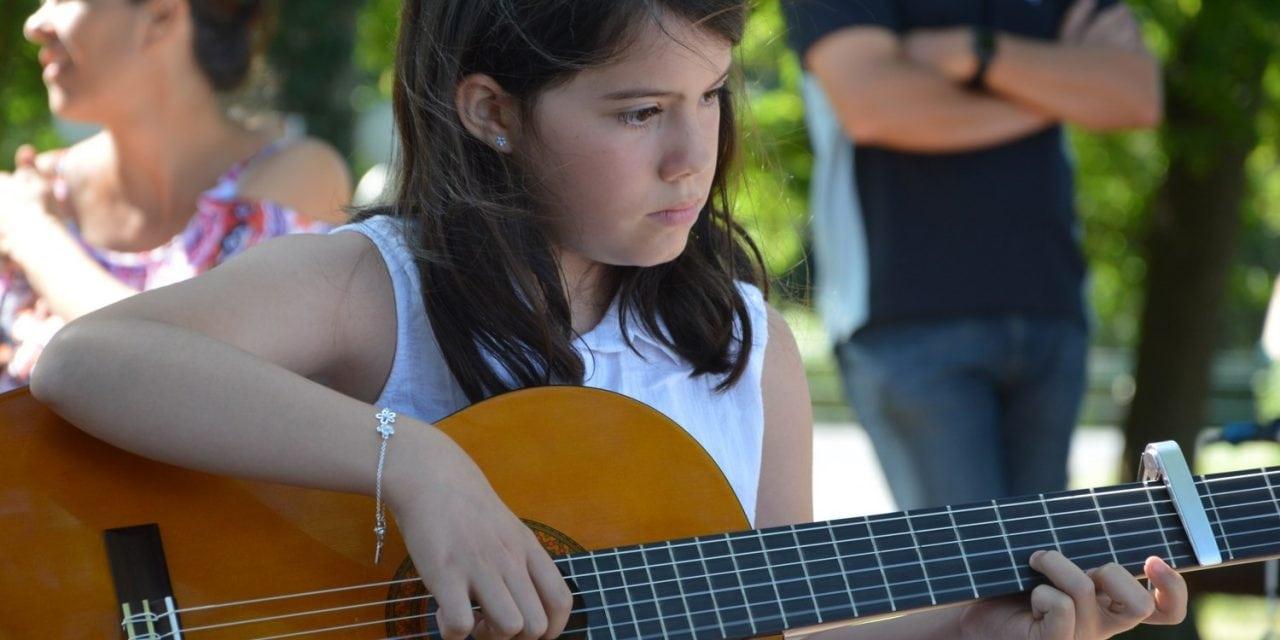Cours de Guitare – Année 2017